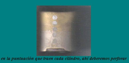 FALLAS Y REPARACIONES YALE: puntos cilindro