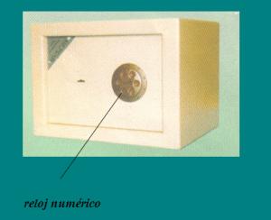 reloj numérico