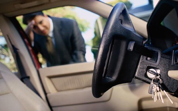como abrir el coche sin llaves
